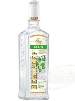 Vodka Nemiroff Birch Birke Wodka Водка берёзовая особая 17,98€/L