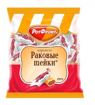 Bonbons Rakowie Schejki карамель Раковые шейки 9,96€/kg