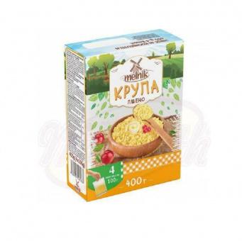 Hirse im Kochbeutel Пшено в варочных пакетиках 4,98€/kg