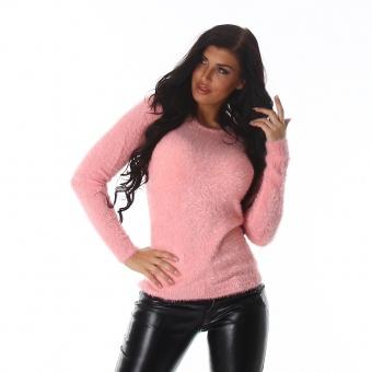 Zottel Pullover für Damen in vielen Farben