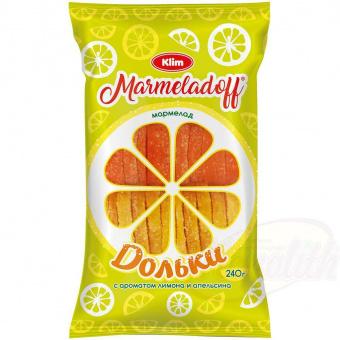 russische Gelee Konfekt Мармелад фруктовый 10,38€/kg
