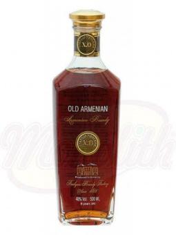 Armenischer Brandy Old Armenian 8 Jahre Армянский коньяк выдержка 8 лет 39,98€