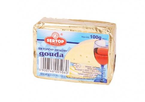 2 x Schmelzkäse Käse Gouda сыр плавленый Гауда 12,45€/kg